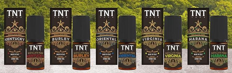"TNT Vape ""I Distillati"""