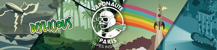 Vaponaute - DIYlicious