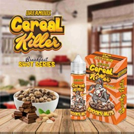"""Spooky Nuts"" Shot - Cereal Killer"