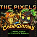 "Aroma ""Crash Custard"" - The Pixels"