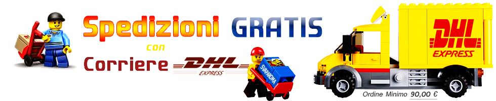 Free Shipping - Spedizioni Gratuite